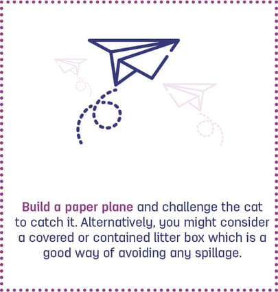 7. cat games#4_paper plane
