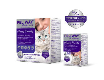 FELIWAY Optimum verdamper voor katten