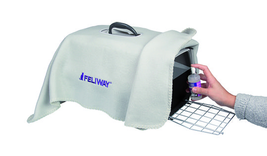 Actie FELIWAY fleece cover