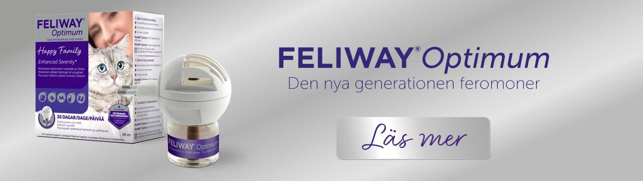 Läs mer om Feliway Optimum
